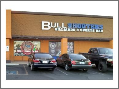 Phoenix sports bar Bull Shooters
