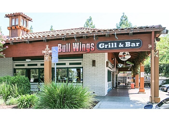 Elk Grove sports bar Bull Wings Grill & Bar