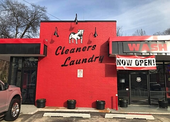 Athens dry cleaner Bulldog Laundry