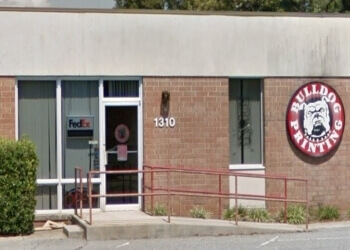 Greensboro printing service Bulldog Printing