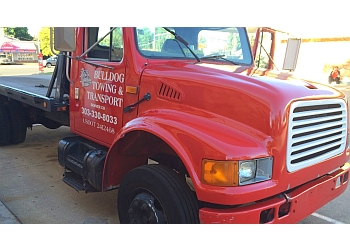 Denver towing company Bulldog Towing & Transport