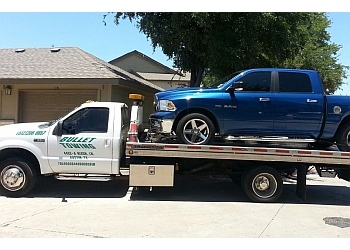 Austin towing company Bullet Towing