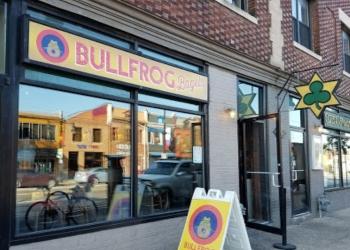 Washington bagel shop Bullfrog Bagels