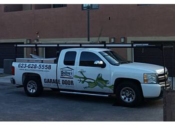 Surprise garage door repair Bullfrog's Garage Door Company, Inc.