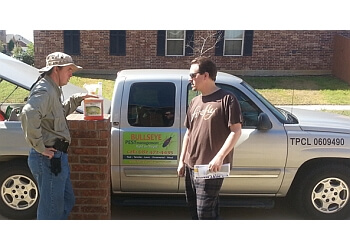 Arlington pest control company Bullseye Pest Management, LLC