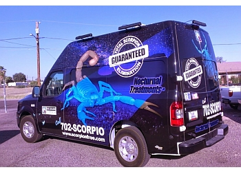 North Las Vegas pest control company Bulwark Exterminating