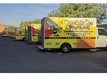 Phoenix plumber Bumble Bee Plumbing