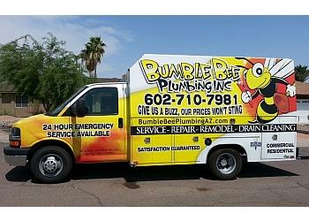 Glendale plumber Bumblebee Plumbing, Inc.