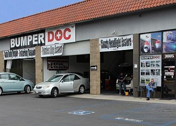 San Diego auto body shop BumperDoc Auto Body Shop