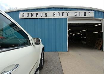 Clarksville auto body shop Bumpus Body Shop, INC.