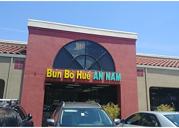 San Jose vietnamese restaurant Bun Bo Hue An Nam