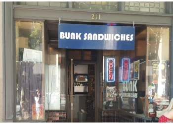 Portland sandwich shop Bunk Sandwiches