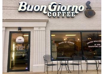 Fort Worth cafe Buon Giorno Coffee