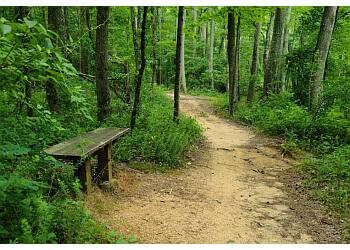 Greensboro public park Bur-Mil Park