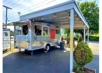 Tacoma food truck Burger Seoul