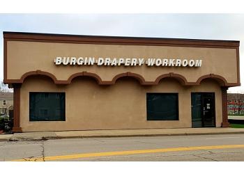 Des Moines window treatment store Burgin Drapery Workroom & Blinds