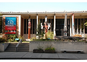 Seattle landmark Burke Museum of Natural History and Culture