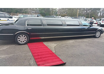 Birmingham limo service Burkes Brothers Classic Limo