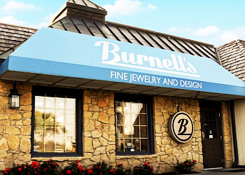 Wichita jewelry Burnell's Fine Jewelry and Design