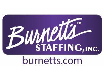 Plano staffing agency Burnett's Staffing, Inc