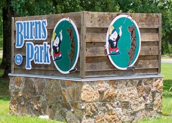 Burns Park Golf Course Little Rock Golf Courses