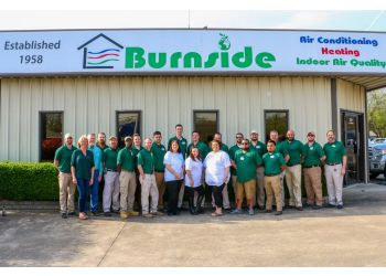 McKinney hvac service Burnside Air Conditioning, Heating and Indoor Air Quality