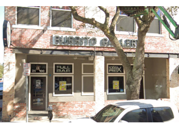 Jacksonville mexican restaurant Burrito Gallery
