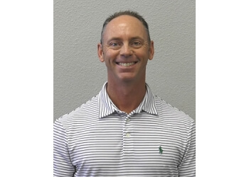 Lubbock physical therapist Burt Frank II, PT, MPT, FAAOMPT