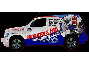 Alexandria security system Burtel Security & American Home Security