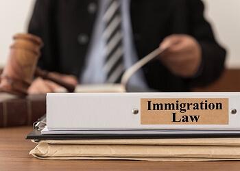 Corpus Christi immigration lawyer Burton Byron