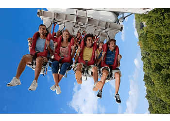Newport News amusement park Busch Gardens