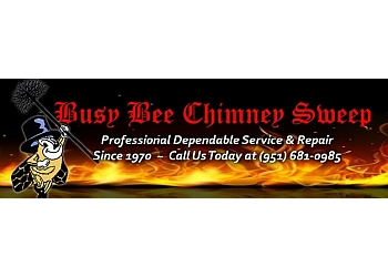 Fontana chimney sweep Busy Bee Chimney Sweep