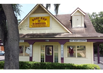 Tampa dry cleaner Busy Bee Dry Cleaners
