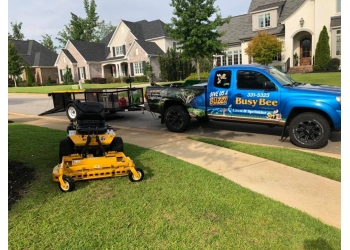 Columbia lawn care service Busy Bee Lawn Care and Sprinkler Repair