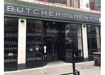 Cleveland american restaurant Butcher and The Brewer