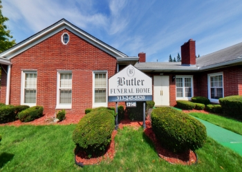 Detroit funeral home Butler Funeral Home