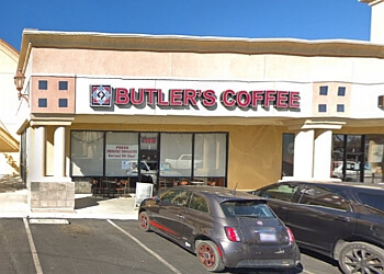 Palmdale cafe Butler's Coffee