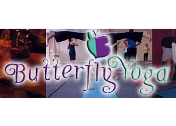 Jackson yoga studio Butterfly Yoga