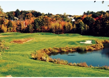 Providence golf course Button Hole