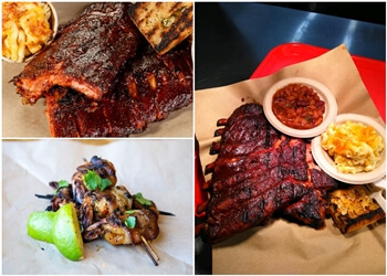 Richmond barbecue restaurant Buz and Ned's Real Barbecue