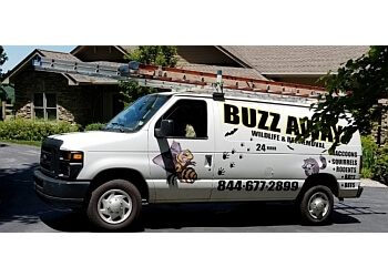 Charlotte animal removal Buzz Away
