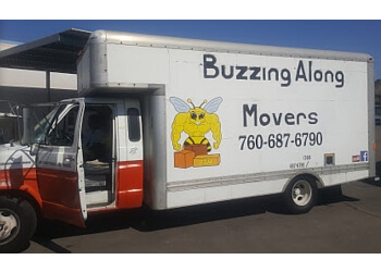 Oceanside moving company Buzzing Along Movers