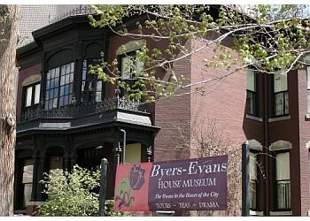 Denver landmark Byers-Evans House