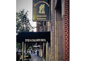 Norfolk steak house Byrd & Baldwin Brothers