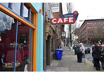 Portland cafe Byways Cafe