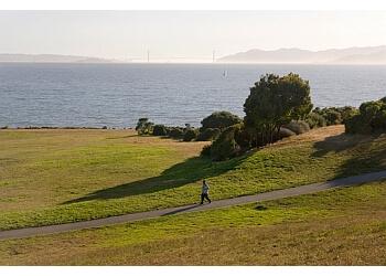 Berkeley public park Cesar Chavez Park