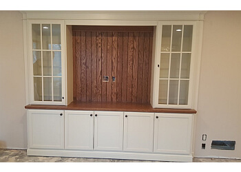 Aurora custom cabinet CA Custom Woodworking Inc
