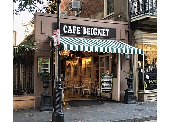 New Orleans cafe CAFE BEIGNET