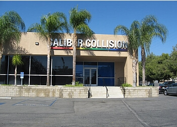 Rancho Cucamonga auto body shop CALIBER COLLISION