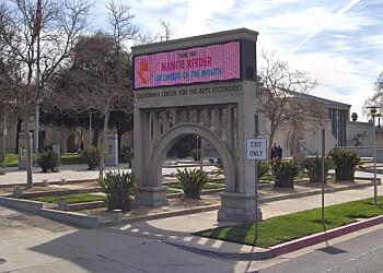 Escondido landmark CALIFORNIA CENTER FOR THE ARTS, ESCONDIDO
